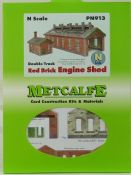 Metcalfe PN913 Double Track Engine Shed